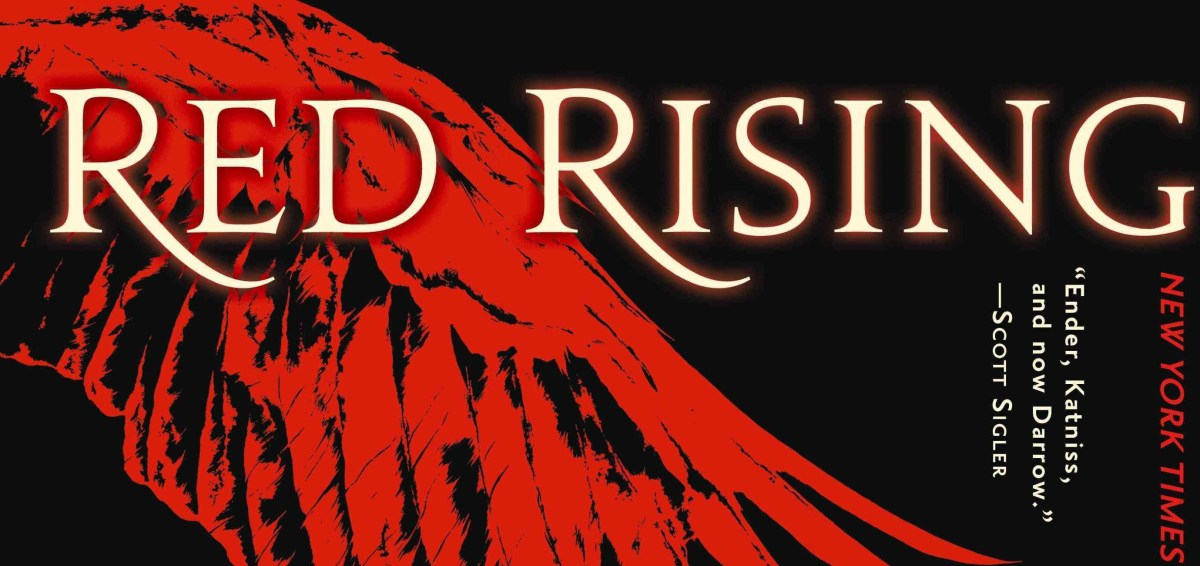 Upcoming Red Rising Books, The TV Show And More